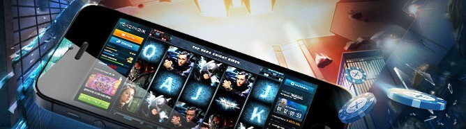 Casino X актуальное зеркало вход со смартфона
