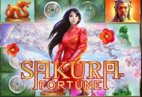 Sakura Fortune (Сакура Фортуне) - игровой автомат Quickspin