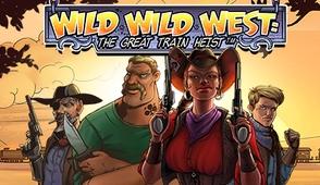 Игровой автомат Wild Wild West the Great Train Heist