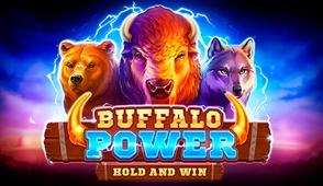 Игровой автомат Buffalo Power: Hold & Win