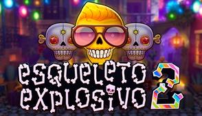 Игровой автомат Взрывоопасный скелет (Esqueleto Explosivo 2)