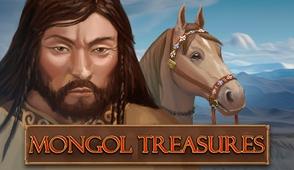 Видео слот Mongol Treasures с RTP 96%