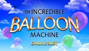Игровой автомат Невероятный воздушный шар на деньги